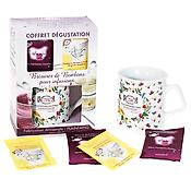 Coffret dégustation : MUG FRUITS ROUGES